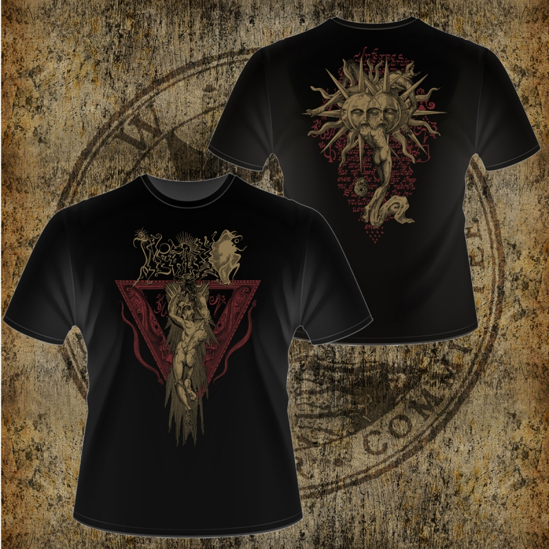 Inferno - Gnosis Kardias - T-Shirt