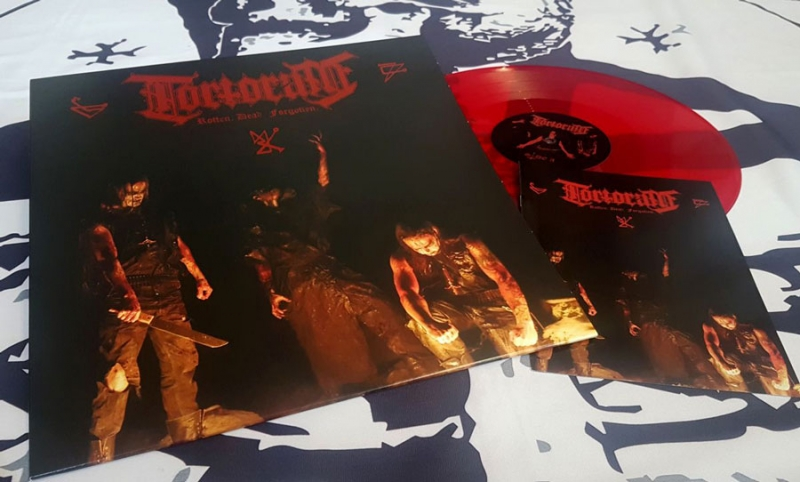 Tortorum - Rotten. Dead. Forgotten. - LP