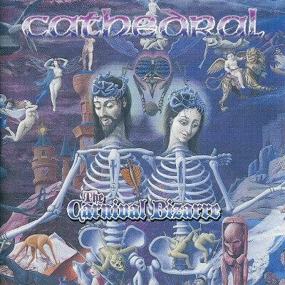 Cathedral - The Carnvival Bizarre - CD