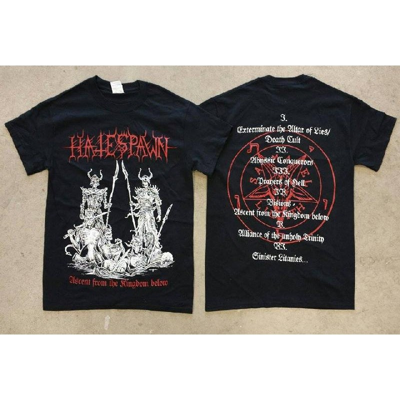 Hatespawn - Ascent from the Kingdom Below - Shirt