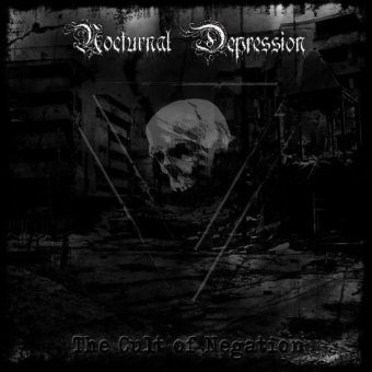 Nocturnal Depression - The Cult of Negation - CD