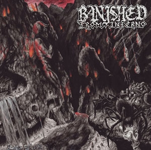 Banished from Inferno - Minotaur - LP