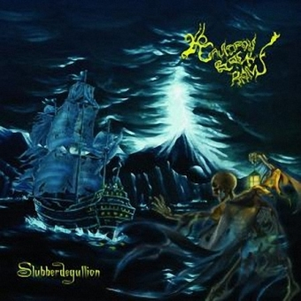 Cauldron Black Ram - Slubberdegullion - LP