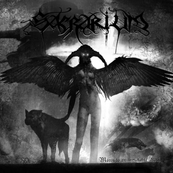 Sacrarium - March to an Inviolable Death - CD