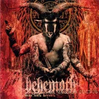 Behemoth - Zos Kia Cultus (Here and Beyond) - CD