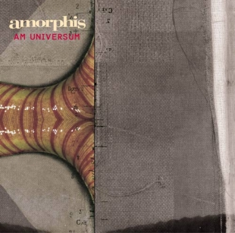Amorphis - Am Universum - CD