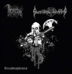 Throneum / Suicidal Winds - Necroblasphemies - Split EP