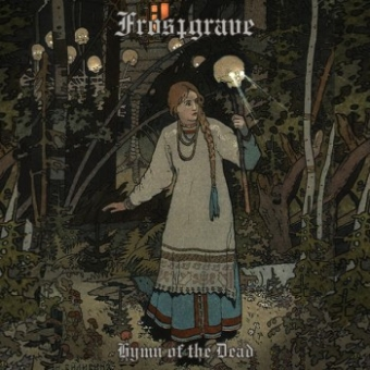 Frostgrave - Hymn of the Dead - CD