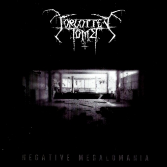 Forgotten Tomb - Negative Megalomania - CD