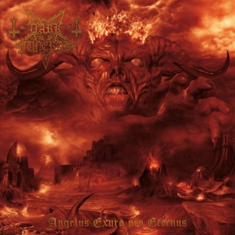 Dark Funeral - Angelus Exuro Pro Eternus - CD