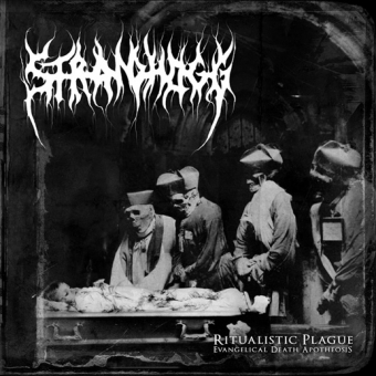 Strandhogg - Ritualistic Plague - CD