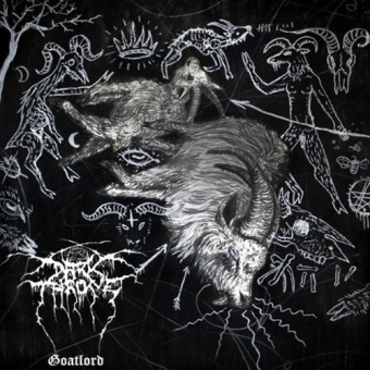 Darkthrone - Goatlord - LP