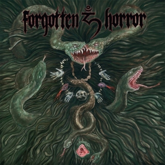 Forgotten Horror - The Serpent Creation - CD