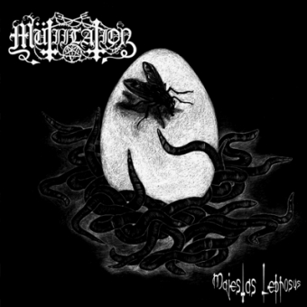 Mütiilation - Majestas Leprosus - CD