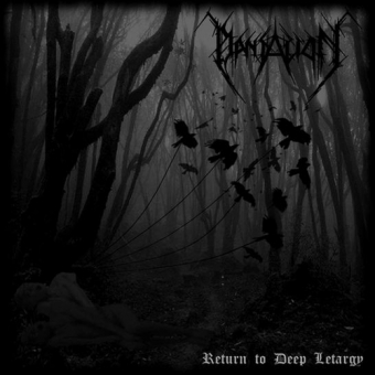 Dantalion - Return to Deep Lethargy - DigiCD