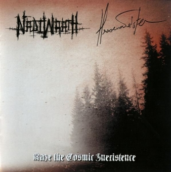 Nadiwrath / Hexenmeister - Split-CD