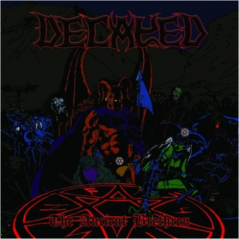 Decayed - The Ancient Brethren - CD