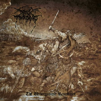Darkthrone - The Underground Resistance - CD