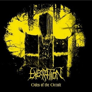 Execration - Odes of the Occult - DigiCD