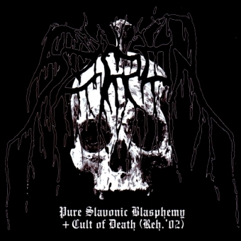 Szron - Pure Slavonic Blasphemy / Cult of Death - DigiCD
