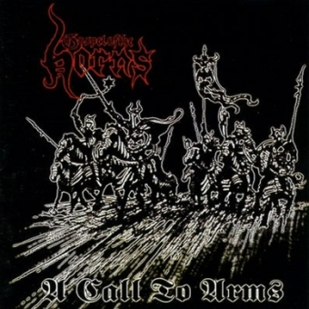 Gospel of the Horns - A Call To Arms - CD