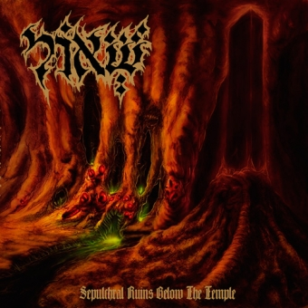 Sheol - Sepulchral Ruins Below The Temple - CD