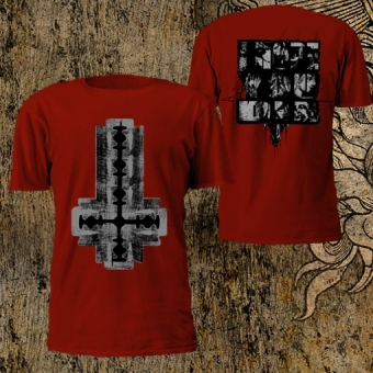Antaeus - Cut Your Flesh And Worship Satan (RED) - T-Shirt