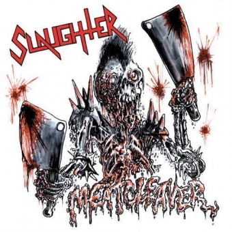 Slaughter - Meatcleaver - DigiCD