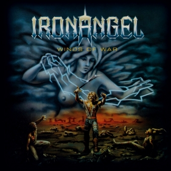 Iron Angel - Winds of War - LP