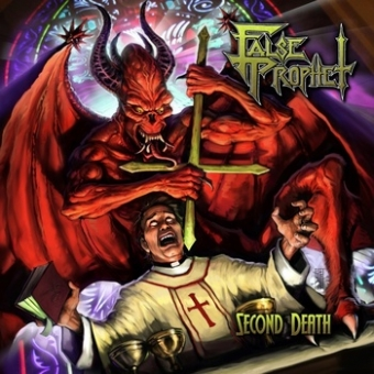 False Prophet - Second Death - DLP