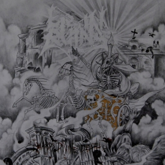 Lie in Ruins - Towards Divine Death - CD