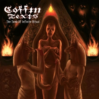 Coffin Texts - Tomb of Infinite Ritual - CD