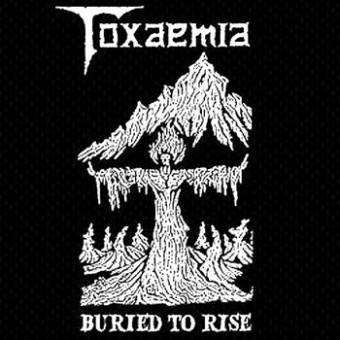 Toxaemia - Buried to Rise: 1990-1991 Discography - DCD