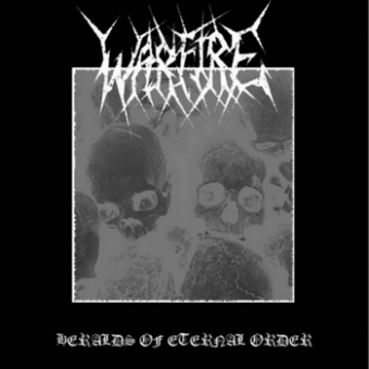 Warfire - Heralds Of Eternal Order - LP