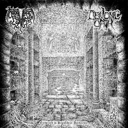Cadaveric Fumes / Demonic Oath - Entwined in ... - Split-LP