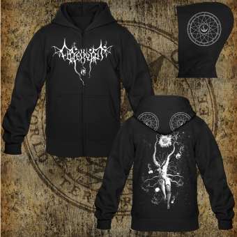 Flagellant - Fires of Ecstacy - Hooded Zipper