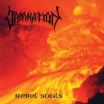 Damnation - Rebel Souls - LP
