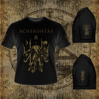 Acherontas - Formulas Of Reptilian Unification - T-Shirt