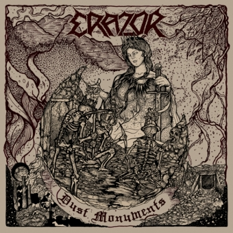 Erazor - Dust Monuments - CD