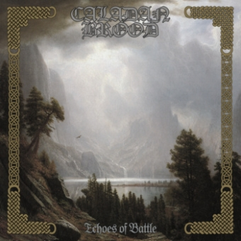 Caladan Brood - Echoes of Battle - CD
