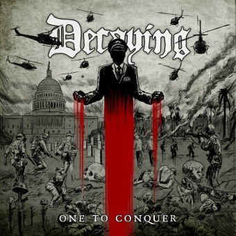 Decaying - One to Conquer - CD