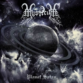 Mysticum - Planet Satan - Digibook-CD