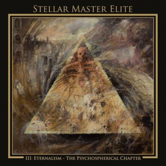Stellar Master Elite - III: Eternalism - CD