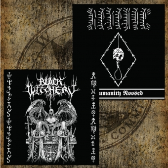 Black Witchery / Revenge - Holocaustic Death March.... - MCD