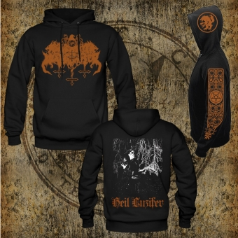 Satanic Warmaster - Heil Luzifer - Hooded Sweatshirt