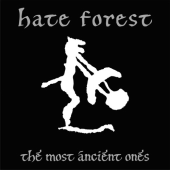 Hate Forest - The Most Ancient Ones - Digisleeve-CD