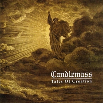Candlemass - Tales of Creation - D-CD