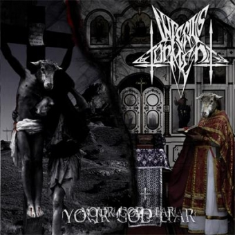 Inferius Torment - Your God Liar - CD