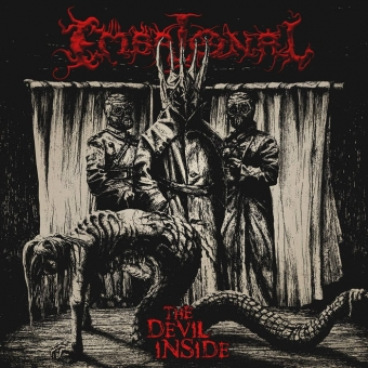 Embrional - The Devil Inside - LP