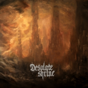Desolate Shrine - Tenebrous Towers - CD